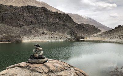 Letting go in Ladakh