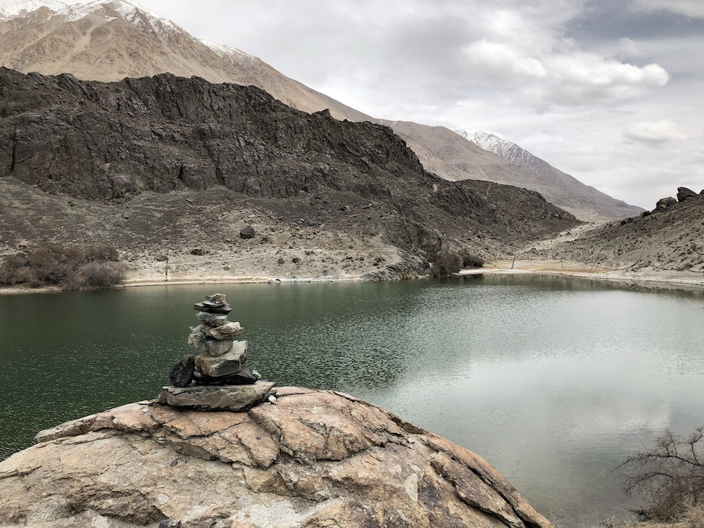 Letting go in Ladakh