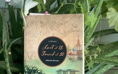 Author Interview: Lost at 15, Found at 50, by Ashwini Devare