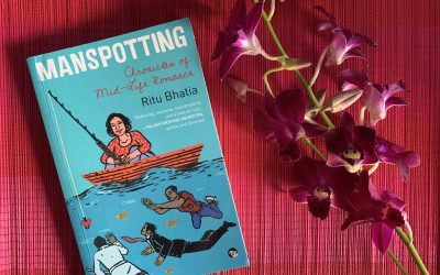 Author Interview: Manspotting by Ritu Bhatia
