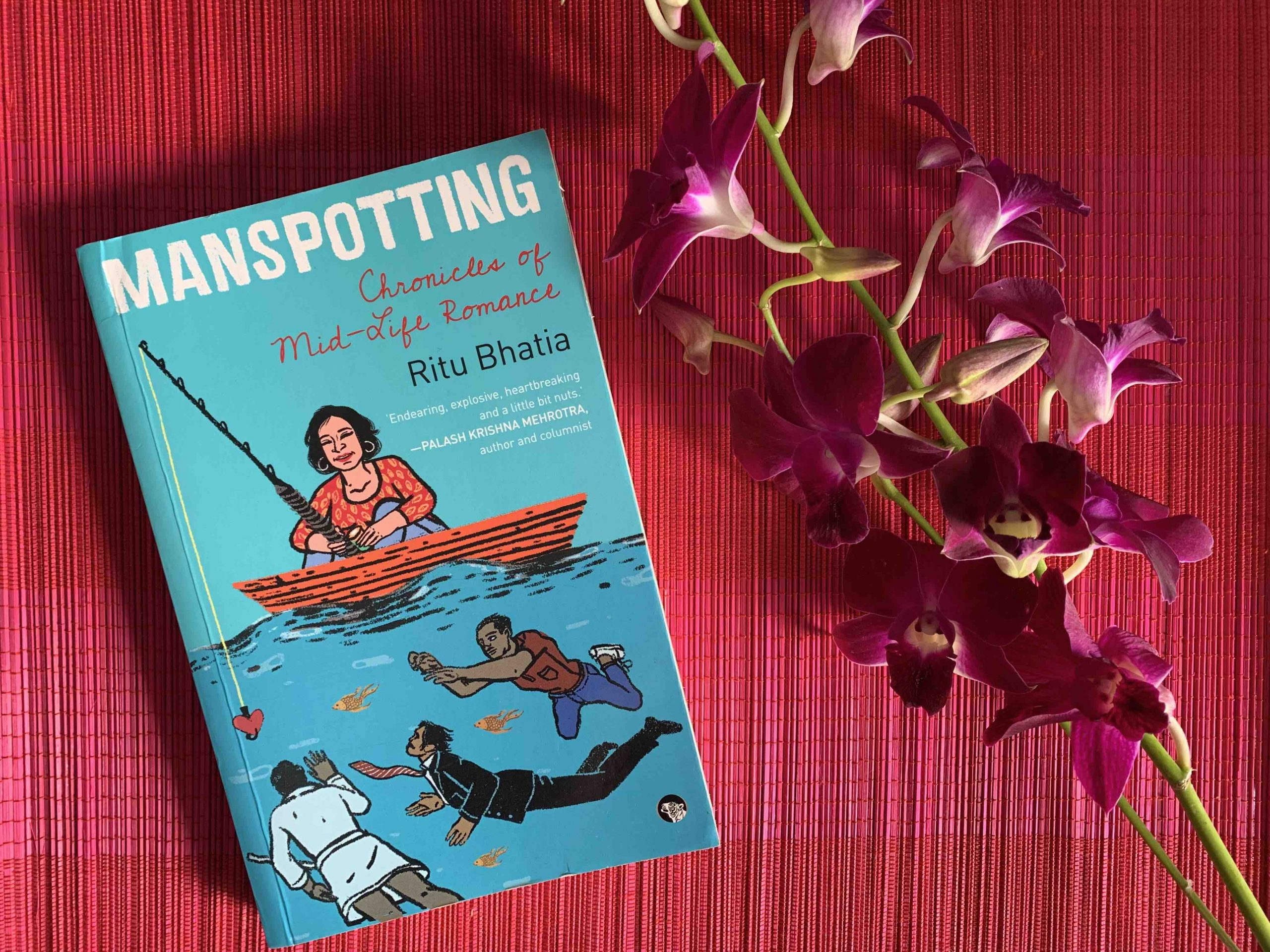 Manspotting book cover