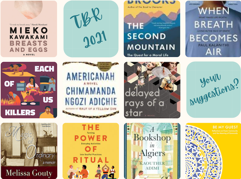 How To Create A Reading List For A New Year