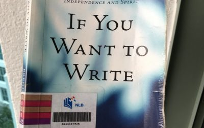 Book Review: If You Want to Write