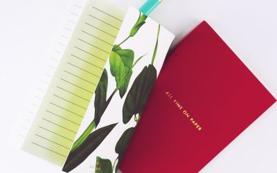 How To Use Journaling To Improve Your Relationship With Your Body