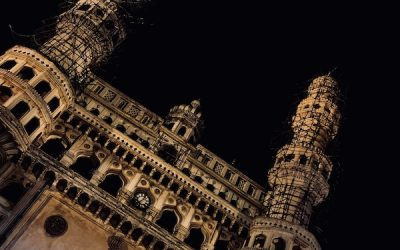 Blast from the past: Charming Charminar